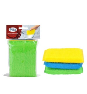 Mesh Sponge Pad 3pc set                                      643700166326