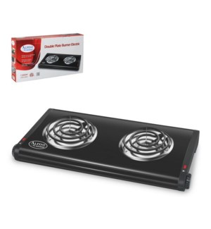 Electric Double Plates Burner 1500W                          643700167903
