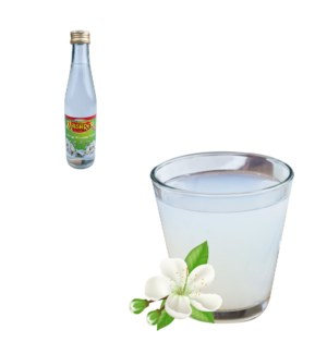 Orange Blossom Clear Water 250mL Al Mashrek                  643700171023