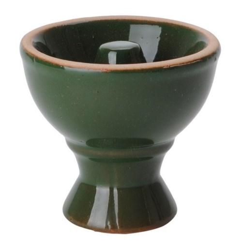 Ceramic Bowl, dia.6.5x6.8cm, green                           643700183330