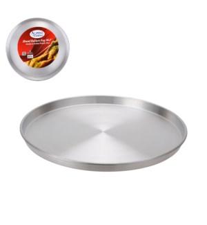 Round Baklava Tray 14.5x1in Aluminum                         643700202307