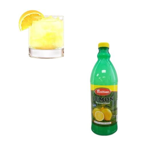 Bettino Lemon Juice 32floz 946ml                             643700219633