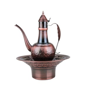 Tea kettle 2L Bronze finished                                643700220097