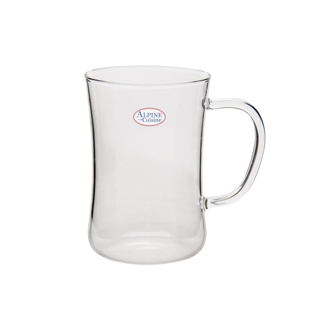 Tea Glass borosilicate, heat resistant 10.5Oz                643700224446