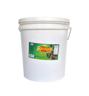 """Black Olives 10kg """"Al Mashrek""""                               643700224880"""
