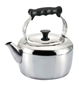 Tea Kettle SS Whistling 3.5L with bakelite Handle            643700227355