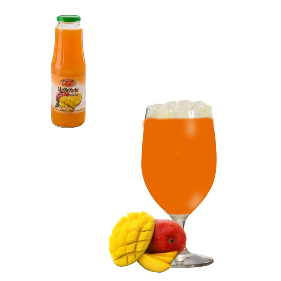 Mango Drink Glass 1Li (35% with Pulp) Bettino                643700227454