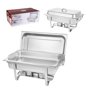 Chafing Dish SS 9L Single Pan                                643700233370
