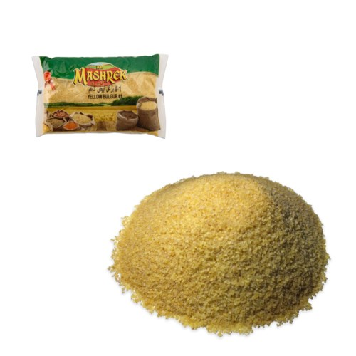 Yellow Bulgur No. 1 Bag 2lb Al Mashrek                       869745244701