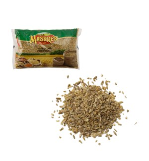 Cracked Green Freekeh Bag 2lb Al Mashrek                     869745244707
