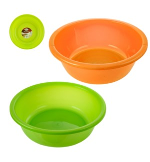Basin PP 10.5L Green and Orange Assorted                     643700266132