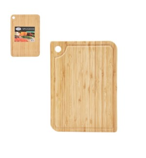 Cutting Board Bamboo 15x10in                                 643700266941