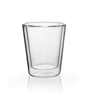 Double Wall Tumbler Glass 7Oz                                643700275547