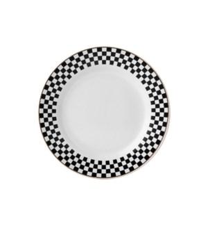 Salad Plate 8in Porcelain, Monacco                           643700280169