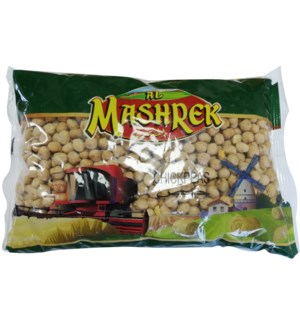 Chickpeas 9/9.5MM in Bag 2lb Al Mashrek                      64370028373