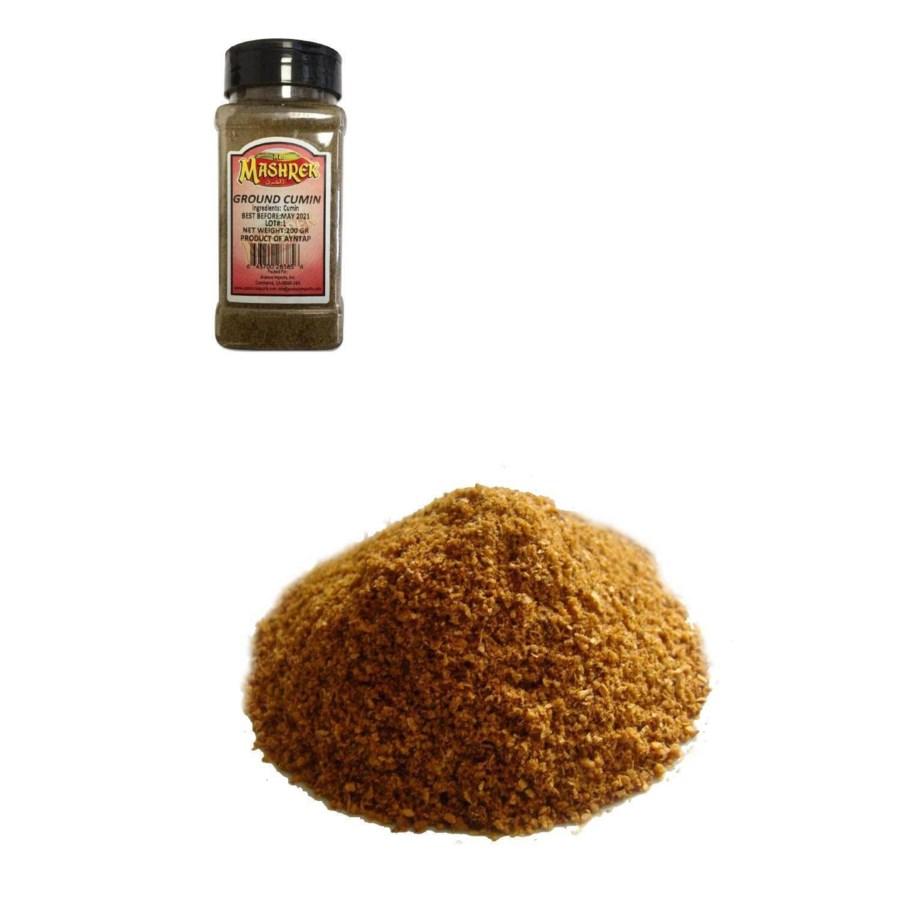 Cumin Grounded 200g Plastic Jar                              64370028385