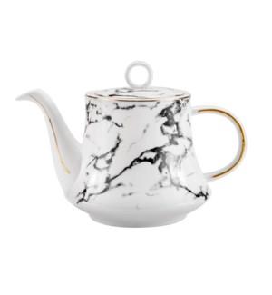 Tea Pot 31oz New Bone China                                  643700300331