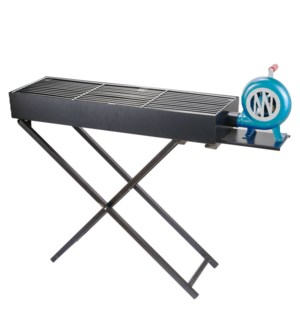 BBQ Grill Height Adjustable 41.5x10x28in                     643700301932