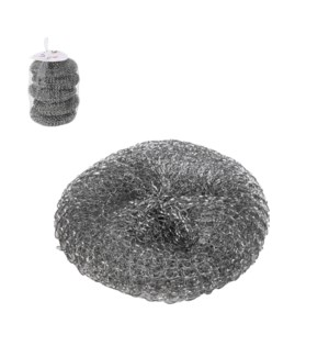 Mesh Scourer 6pc Set 4in                                     643700302557