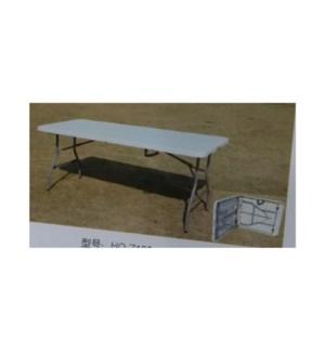 Folding Table 71x30x29in                                     643700302748