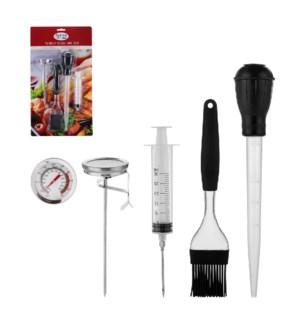 Turkey Tool 4pc Set                                          643700306340