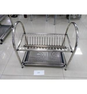 Dish Rack SS 18x10x16.5in                                    643700306708