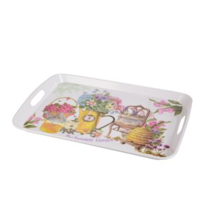Rect. Serving Tray Melamine 20x13.5in                        643700307378