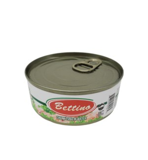 Yellow Fin Tuna in Tin 140g Bettino                          643700329585