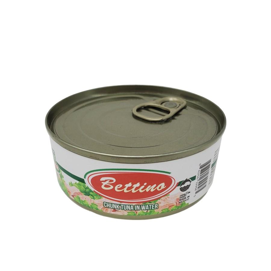 Bettino Yellow Fin Tuna 4.9oz 140g                           643700329585