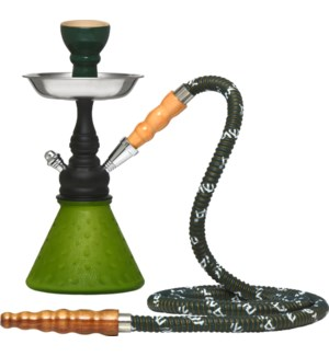"""Chikita Mini Hooka 11"""" Green""                              643700330031"