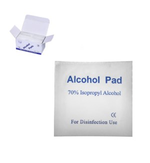 Alcohol Pad 100pcs per box                                   643700340634