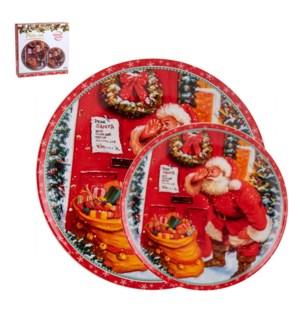 7pc Cake set New Bone China 8in 11in                         643700343529