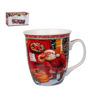 Jumbo mug 2pc set 19 oz New Bone China                       643700343567