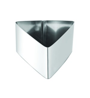 SS Mould Triangular 8cm and 10cm                             643700347923