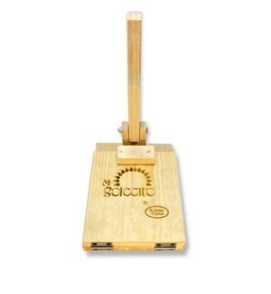 """""""Tortilla Press Wood 12"""""""" square""""                            643700348531"""