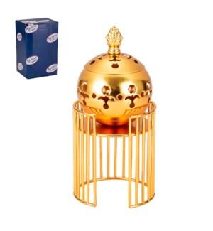 Incense Burner 3.5x3.5x4in                                   643700349880