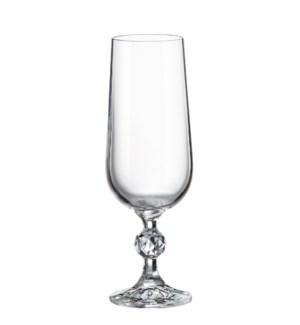 Flute Glass 6pc Set 6oz                                      859341071614
