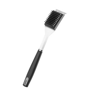 BBQ Brush SS 16in with PP Handle                             643700355676
