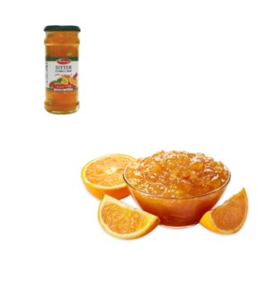 Bitter Orange Jam Glass 450g Bettino                         643700249036