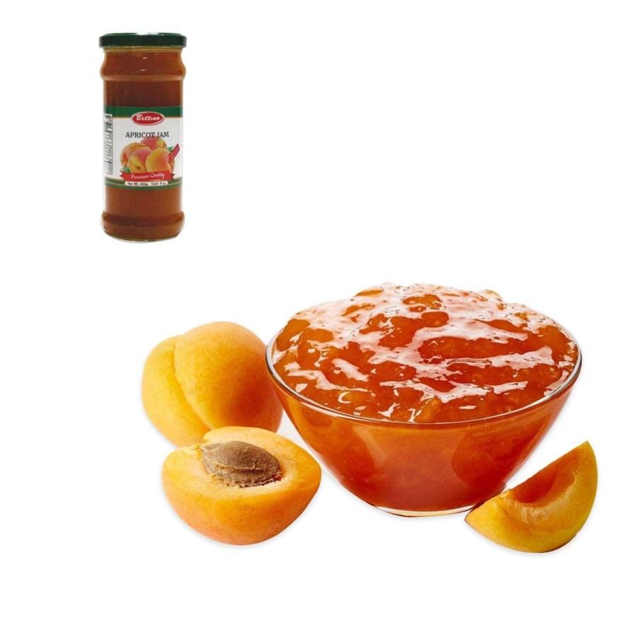 Al Mashrek Apricot Jam 15.8oz 450g                           643700249067
