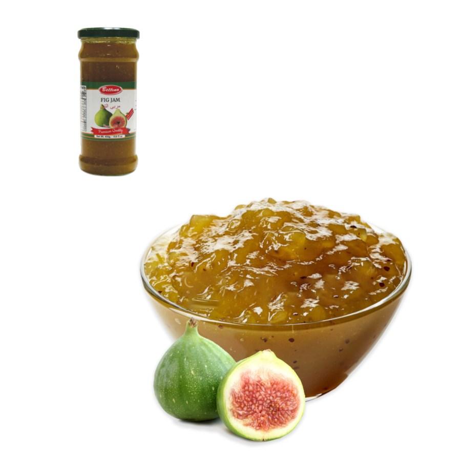 Fig Jam Glass 450g Al Mashrek                                643700249081