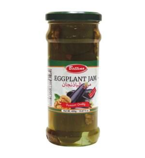 Eggplant Jam 450g Bettino                                    643700249098