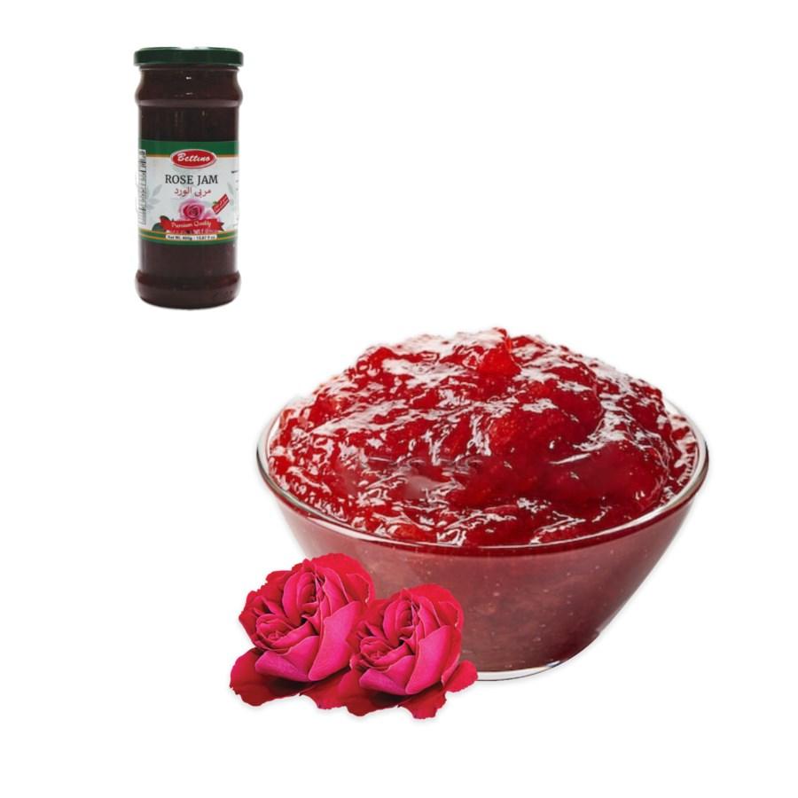 Al Mashrek Rose Jam 15.8oz 450g                              643700249166