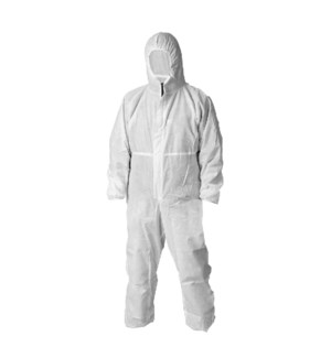 Isolation Gown White                                         643700341204