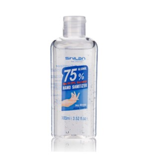 Hand Sanitizer 75% Alchohol 3.38Oz                           643700341068