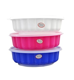 Jello Mould Assorted colors.                                 643700191557
