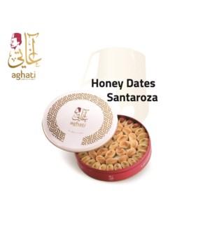Honey Dated Santaroza 400gr Aghati                           625350391383