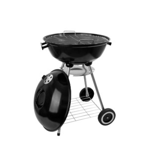 BBQ Grill Round 22x33.9in Black color                        643700342164