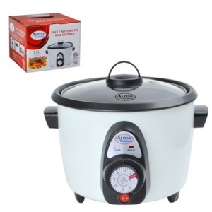 Rice Cooker+Stove Top