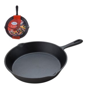 Cast Iron Fry pan 10in                                       643700217400